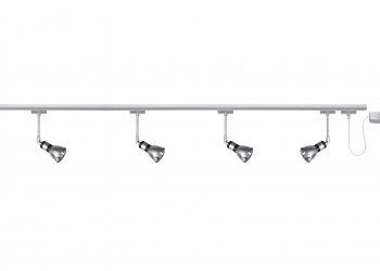 Трековые системы освещения – особенности приборов и их применение