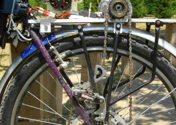 Велосипед с электроприводом – для тех, кому лень крутить педали