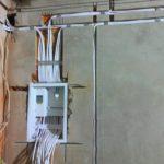 Монтаж проводки в доме: правила выполнения работы