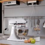 Угловые розетки для кухни: устанавливаем своими руками