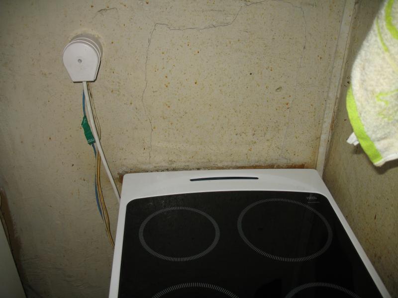 Розетка для электропечи