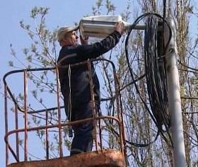 Использование изолированного провода для сети освещения