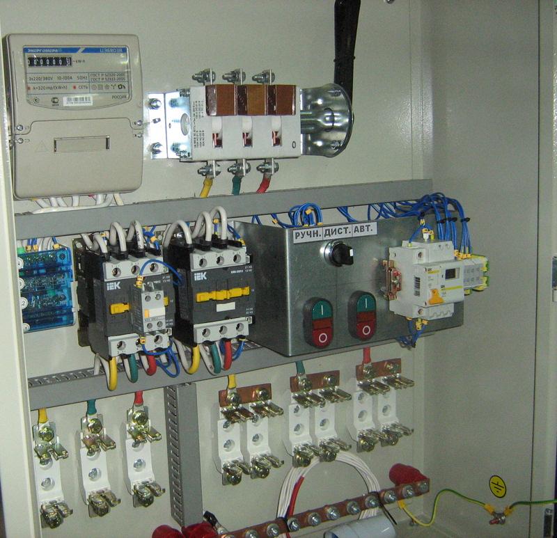 Управление освещением для промышленности