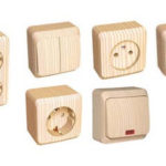 Выключатели и розетки наружные: как установить