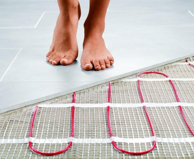 Выбираем электрические теплые полы под плитку