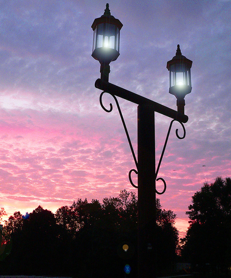 Уличные светодиодные светильники для дорог