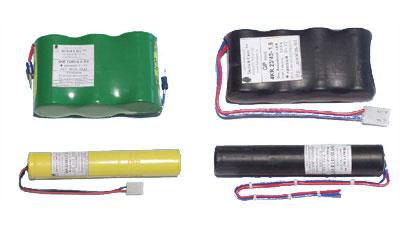 Батареи для автономных аварийных светильников