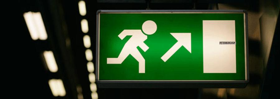 Сети аварийного освещения