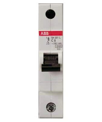 Групповой автомат для подключения вытяжки