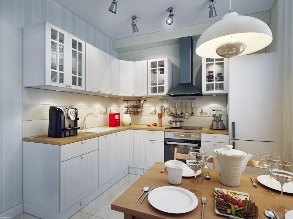 Нормы освещенности для кухни