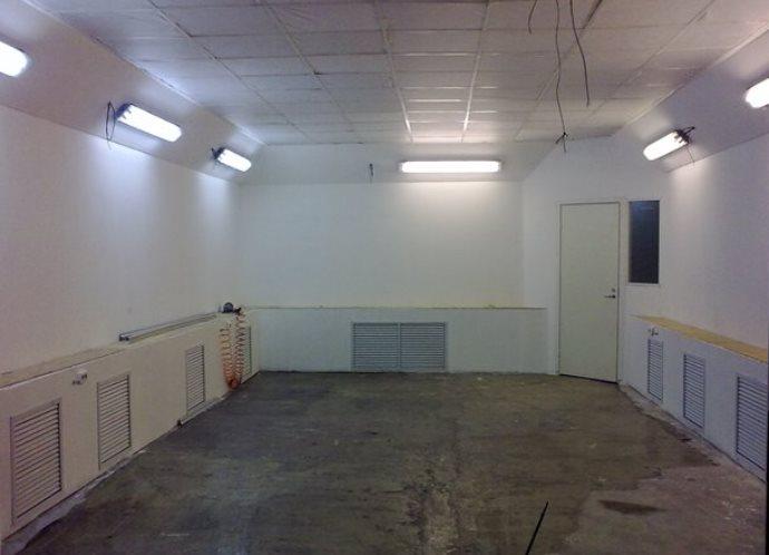 Общее освещение гаража