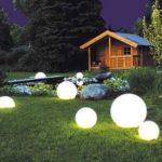 Декоративные светильники для заливающего освещения