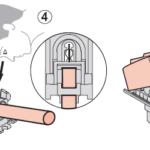 Подключение ТВ розеток с механическим замком