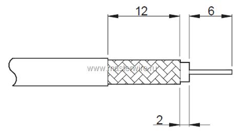 совместная прокладка силовых кабелей и кабелей освещения