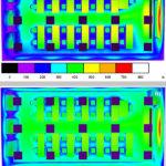 Равномерность распределения светового потока светильников