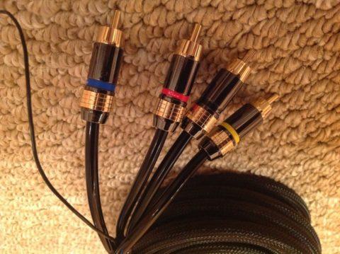 Компонентные акустические провода «Morel»