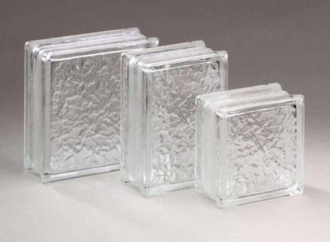 Пустотелые стеклянные блоки
