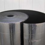 Теплоизолирующая подложка с отражающим покрытием