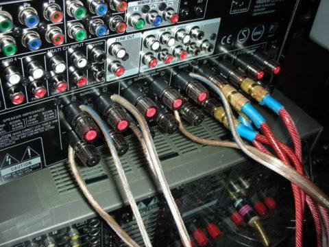 Тестируем акустические провода