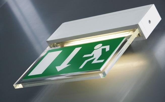 Светильник эвакуационного освещения