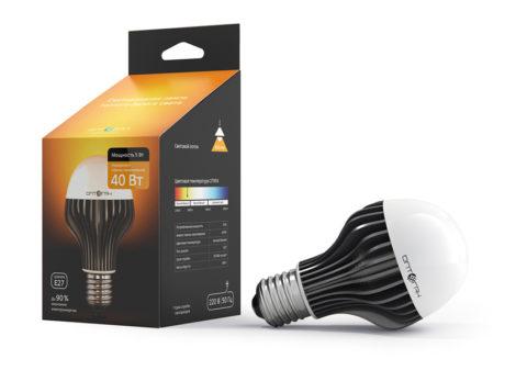 Светодиодные лампы «Оптоган»