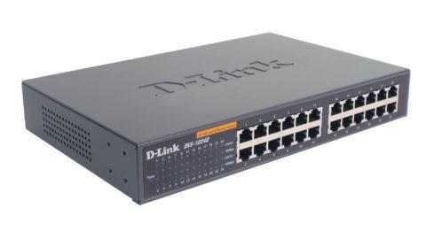 Свитчер D-Link DES-1024D