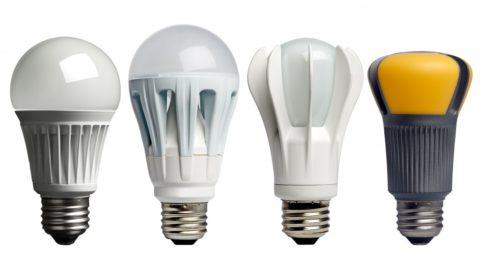 Усиленный корпус светодиодных ламп