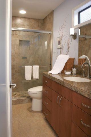 Дополнительное освещение ванной комнаты