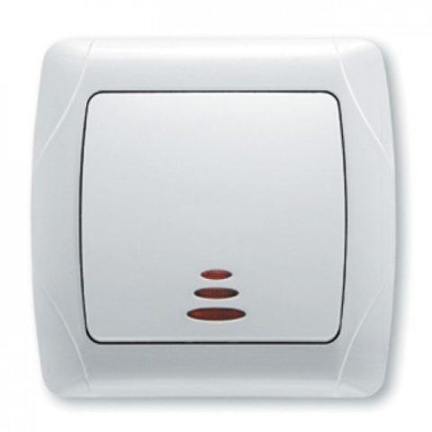 Кнопки для управления реле РИО-1