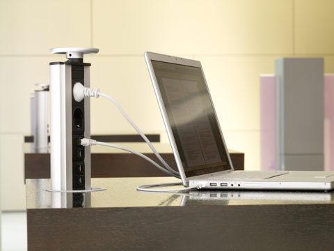 Подключение ноутбука
