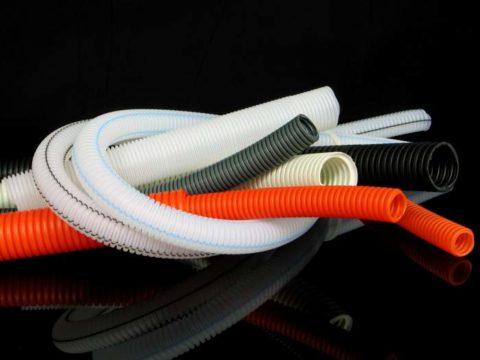 Шланги для прокладки электропроводов
