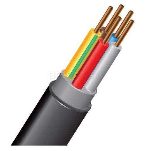 Пятижильный кабель ВВГнг