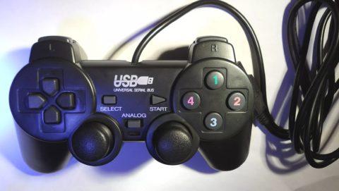 USB игровой манипулятор для компьютерных игр