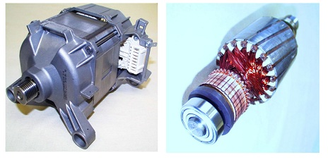Электродвигатель от стиральной машины
