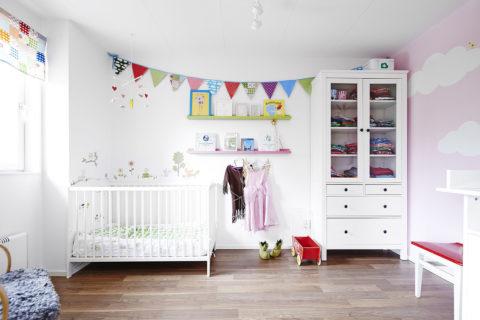 Детская комната: требования к освещенности максимальны