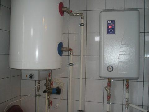Электрокотел и электроводонагреватель — устройства, потребляющие самую большую мощность в доме