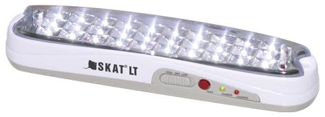 Эвакуационный светильник со встроенной батарей
