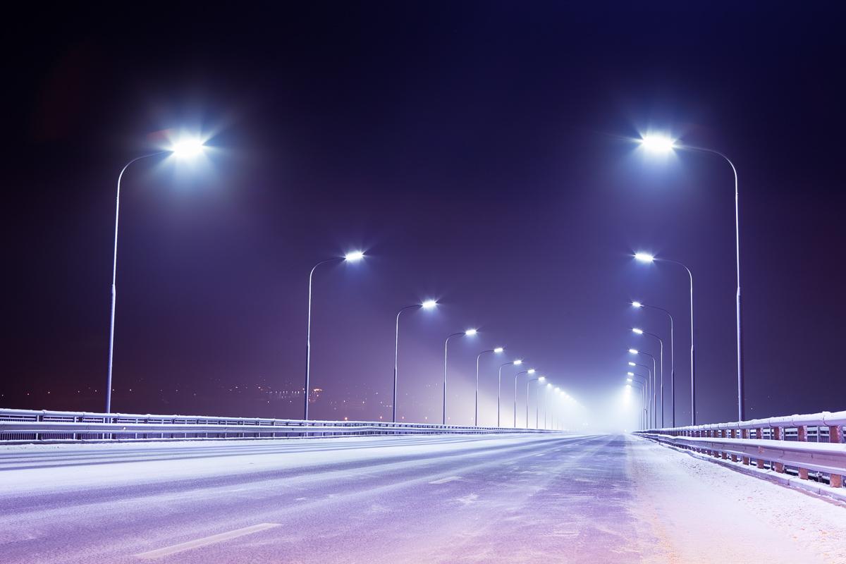 картинки освещение города случае