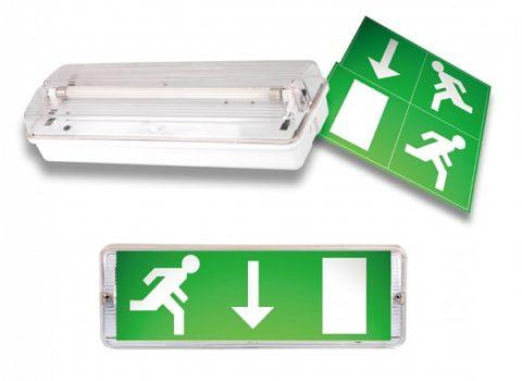 Люминесцентные лампы в аварийном освещении