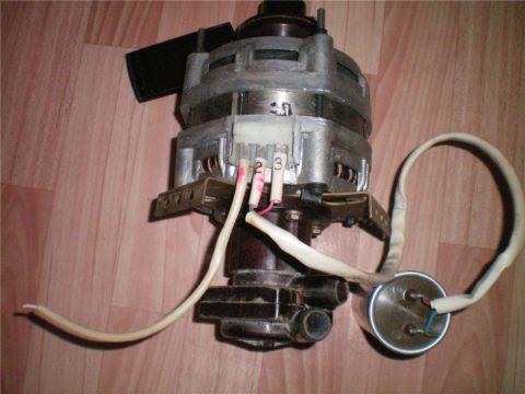 Неисправность электродвигателя стиральной машины zanussi fe 804