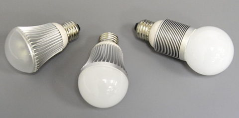 Современные светодиодные лампы на 220 вольт