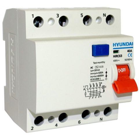 УЗО (устройство защитного отключения) обязательный элемент проводки современного дома