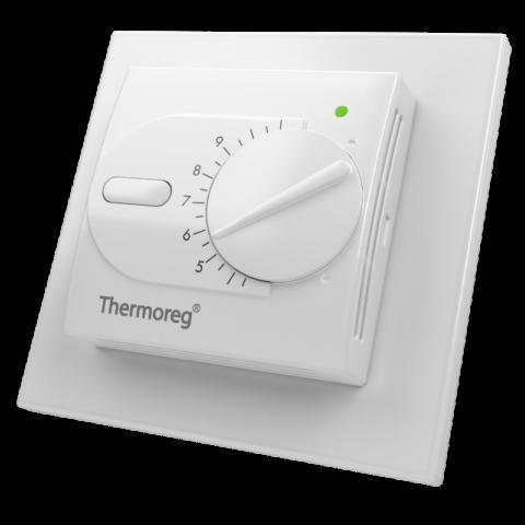 Электромеханический терморегулятор