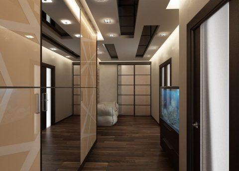 Некоторые помещения не нуждаются в ярком свете