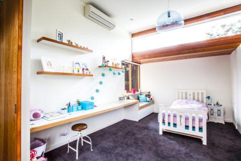 Норма освещенности детской — 200 Лк