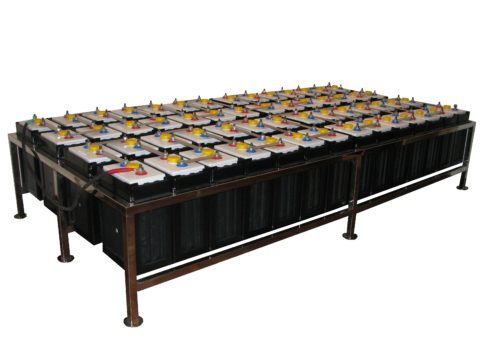 Промышленная аккумуляторная батарея