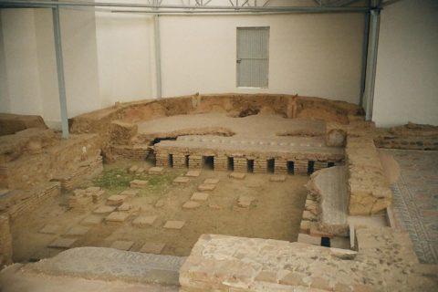 Прототип теплого пола — римский гипокауст