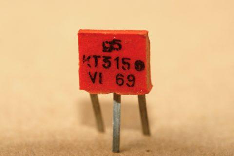 Транзистор КТ 315