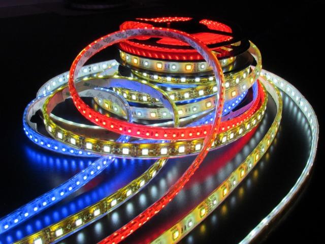 Декоративное освещение светодиодами легко смонтировать своими руками