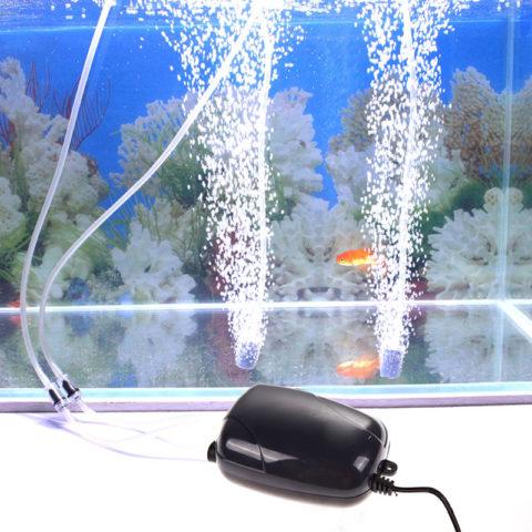 Чаще всего розетка таймер используется для аэраторов аквариума